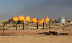 Oil market nervous on Iraq-Kurdistan crisis
