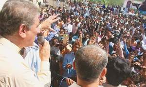 'Technocrat govt' idea floated by Sharif group, says Qureshi