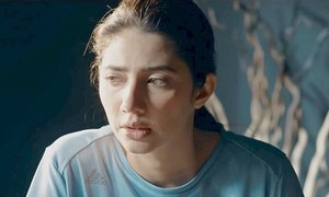 کیا آپ نے ماہرہ کی فلم 'ورنہ' کا ٹریلر دیکھ لیا؟