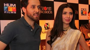 Mahira says she 'just knew' Shoaib Mansoor wouldn't make his next film without her