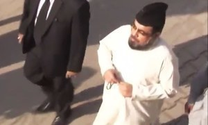 قندیل قتل کیس: درخواست ضمانت خارج ہونے کے بعد مفتی قوی گرفتار