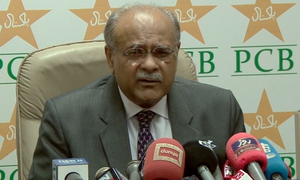 Sethi promises 4 PSL fixtures in Karachi in 'best-case scenario'