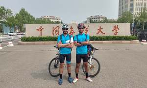 Cycling across China, we witnessed firsthand the irresistible charm of the land and its people
