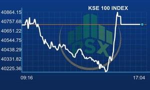 اسٹاک مارکیٹ میں کاروبار کا ملا جلا رجحان