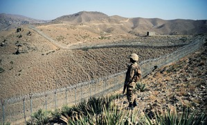 Pakistan fortifies border with Afghanistan to reduce cross border attacks