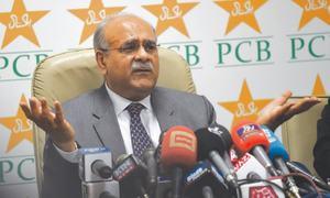 Holding 2018 PSL games in Karachi depends  on security: Sethi