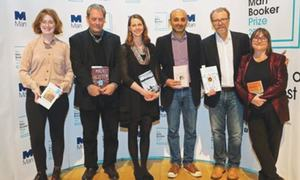 George Saunders: second American writer to win Man Booker Prize