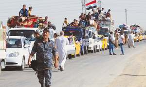 Iraqi army retakes almost all disputed areas from Kurds