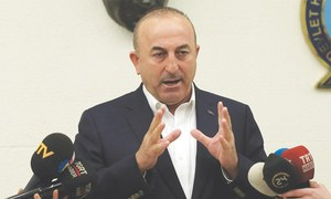 Turkey says will not submit to US 'impositions' in visa crisis