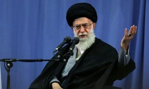 Iran to shred N-deal if US quits it, says Khamenei