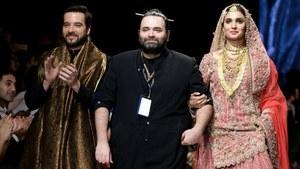 What makes designer Fahad Hussayn so angry?