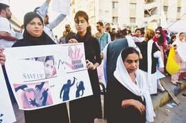Scars that run deep: Karachi knife attacker's victims recount encounters