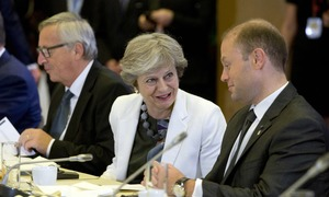 May pleads EU for Brexit deal she can defend at home