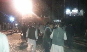 افغانستان: مساجد میں دھماکے، 63 افراد ہلاک