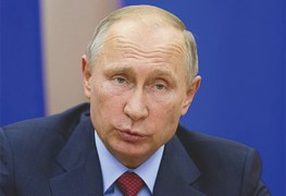 Puppetmaster Putin tugs his strings in Middle East