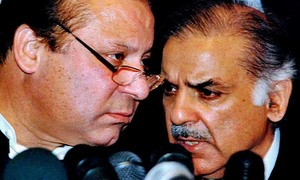 Two sides to a family: House of Sharif divided
