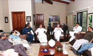 PTI forms committee to pick candidates in Sindh