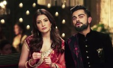 Watch Anushka Sharma and Virat Kohli exchange new age wedding vows in this bridal wear ad