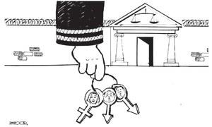 Cartoon: 21 October, 2017