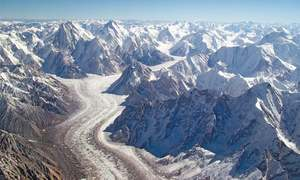 ENVIRONMENT: MELTDOWN AT SIACHEN