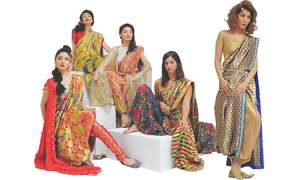 STYLE: SARI: THE COMPLETE STORY