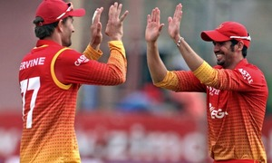 Zimbabwe spinners send WI packing for 219