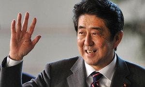 جاپان میں قبل از انتخابات، وزیراعظم شینزوآبے کی بڑی کامیابی