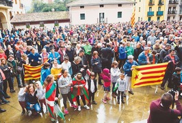 Catalan separatists weigh options after Madrid raises the stakes