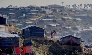 Bangladesh detains activist accused of rallying Rohingya