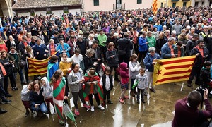 Catalan separatists threaten Spanish government with 'mass civil disobedience'