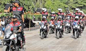 Dolphin Squad launched in Rawalpindi
