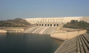 Zero water discharge halts power generation at Mangla dam
