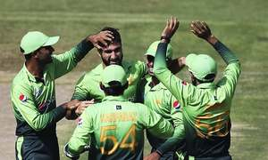 Usman destroys SL as Pakistan sweep ODI series
