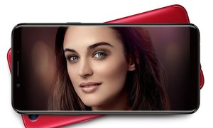 OPPO launches new selfie phone with AI technology