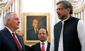 Pakistan says US should accept defeat in Afghanistan, agrees to assistance on equal terms