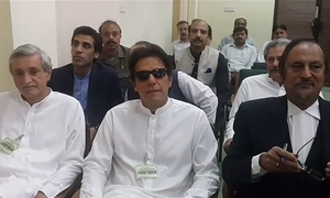 Contempt petitions against Imran Khan dropped after ECP accepts apology