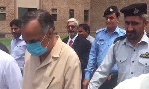 Ex-SECP chief Zafar Hijazi indicted for tampering record of Sharif family's mills