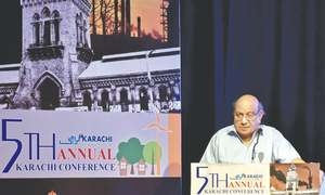 Sindh had been a distinct cultural, geographical unit for centuries, conference told