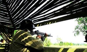 Three injured in firing along Working Boundary
