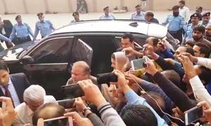 Sharif family's accountability hearing adjourned until Nov 7