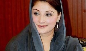 Sharif's return has saddened opponents, says Maryam