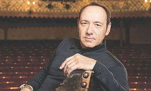 WIDE ANGLE: 'KEVIN SPACEY HAS SET GAY RIGHTS BACK'