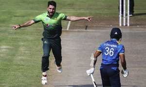 Back injury to keep Shinwari out for at least 3 months