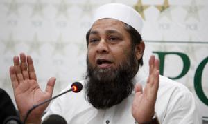 Inzamam scores advisory role with Lahore Qalandars