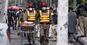 مردان: پولیس چیک پوسٹ پر حملہ، 2 اہلکار جاں بحق