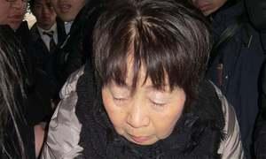 جاپان کی امیر ترین 'سیاہ بیوہ' کو سزائے موت سنادی گئی