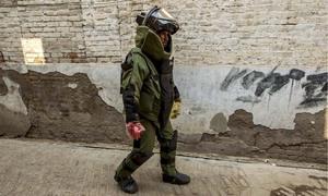5 bombs found near Jamshoro's Mehran University, defused