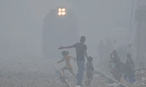 The crisis of air quality in Lahore