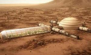 مریخ پر کام کیلئے کسانوں اور مزدوروں کی ضرورت