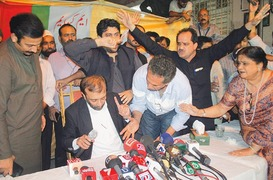 Sattar flip-flops on PSP alliance, quitting politics
